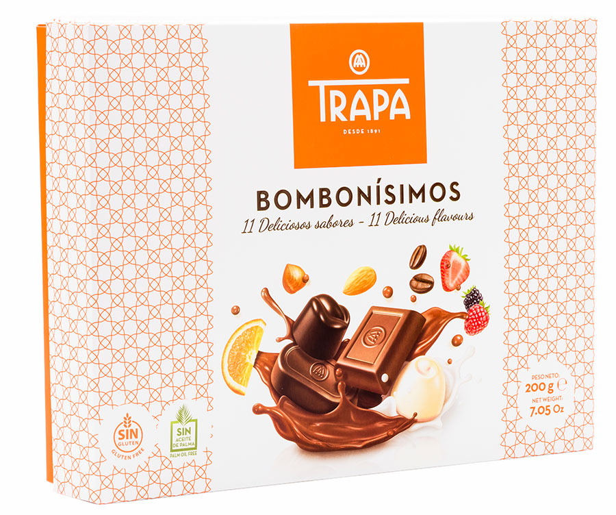 Bombonísimos without palm oil