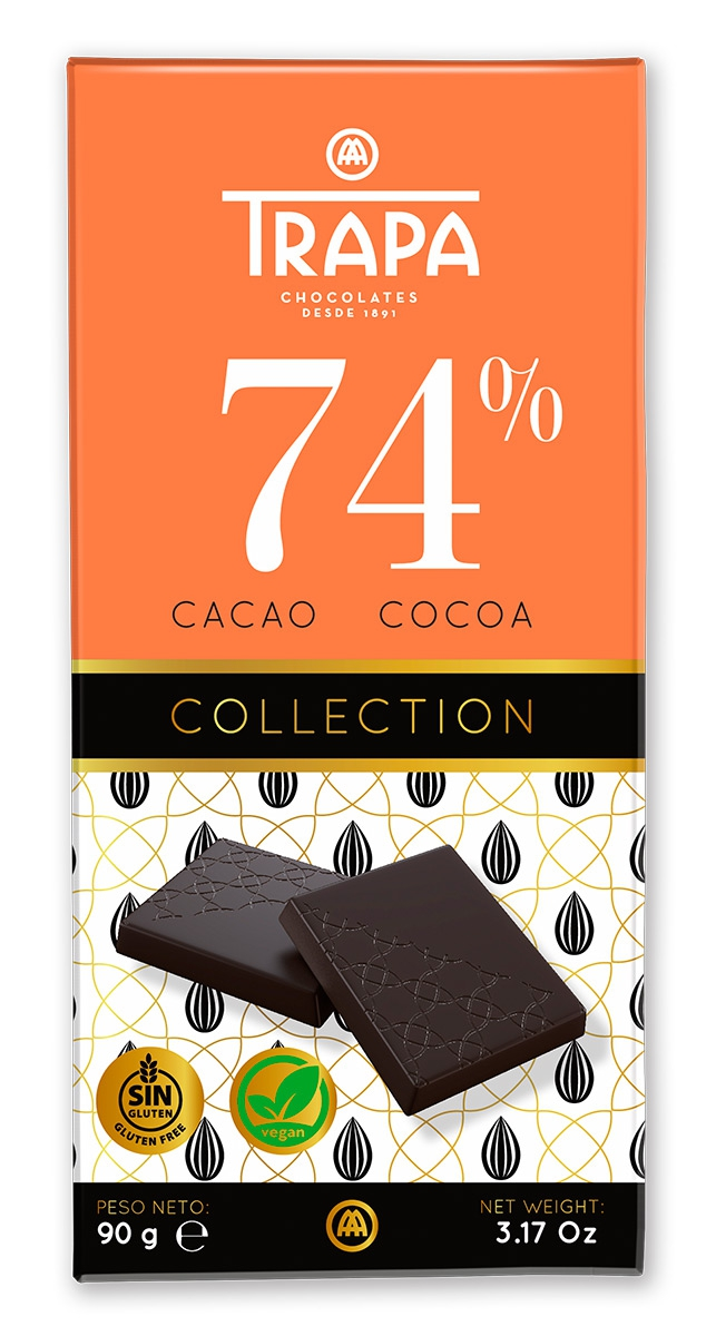 Collection 74% cacao