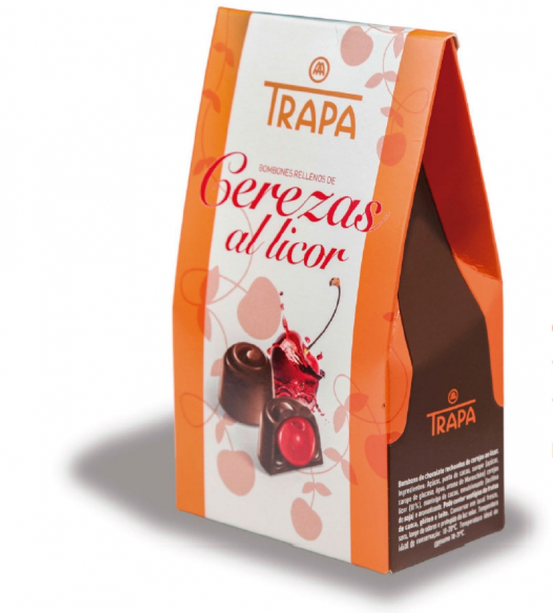 Cerezas licor Bag