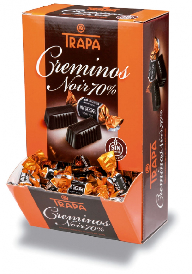 Dispensador Creminos Noir 70%