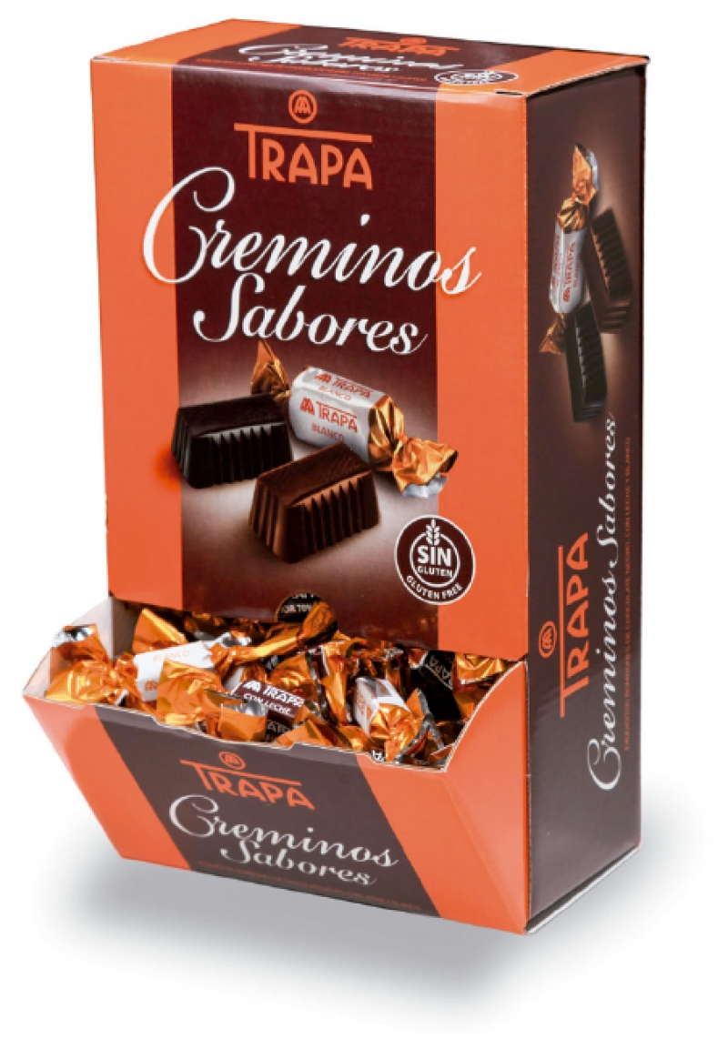 Dispensador Creminos Sabores