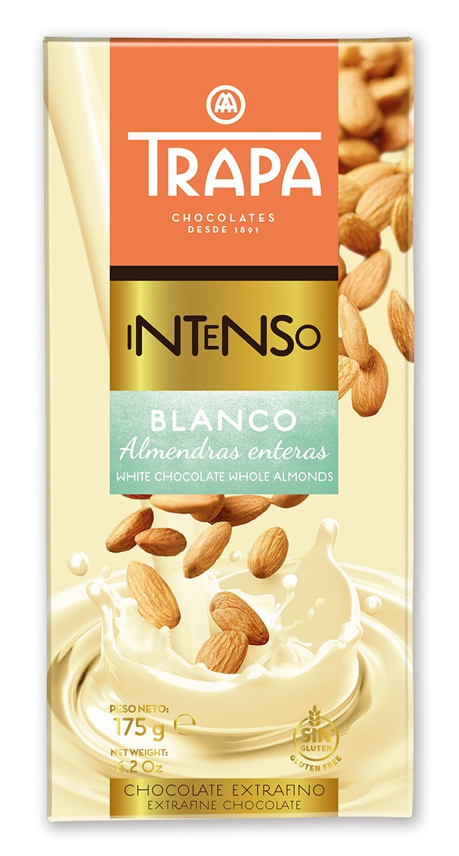 Intenso Blanco almond