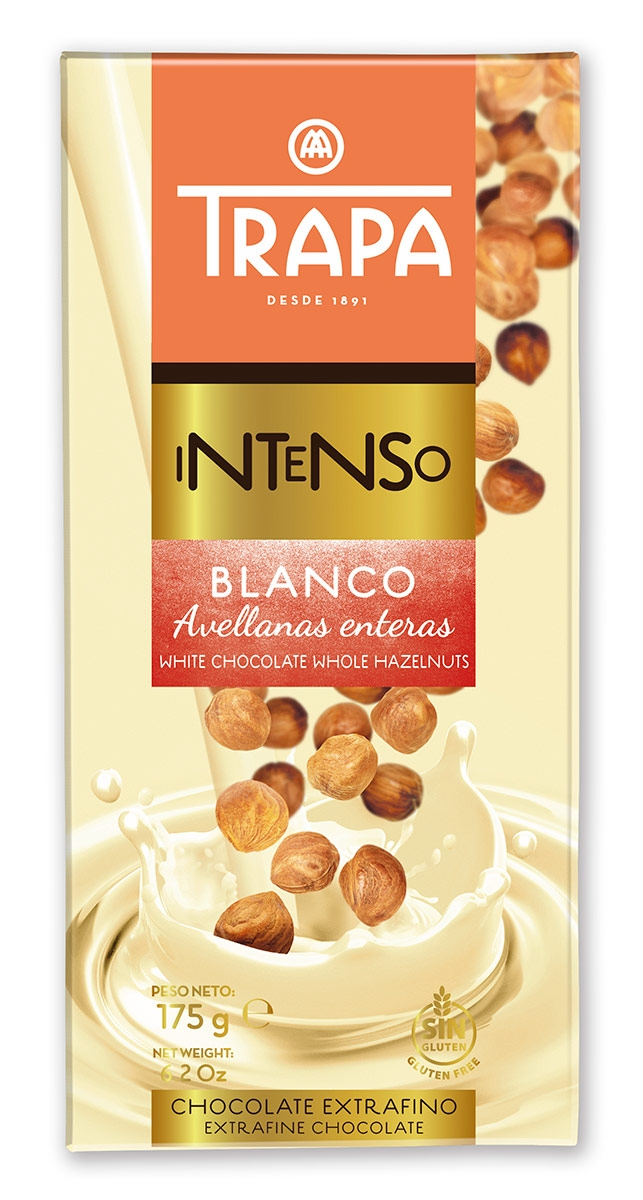 Intenso Blanco avellana