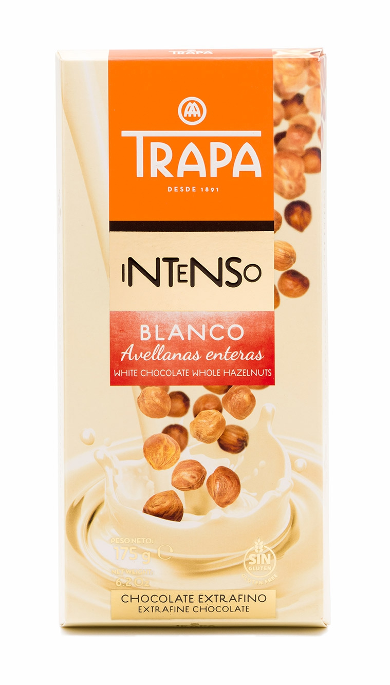 Intenso Hazelnut white
